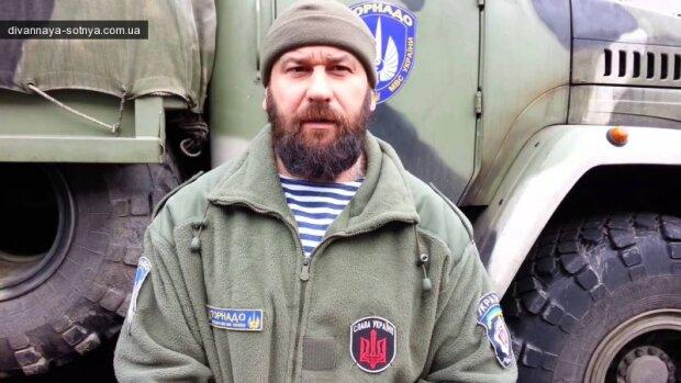 командир роты «Торнадо» Руслан Онищенко