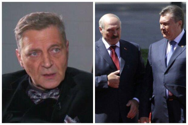 """""""Все закінчиться нардами з Януковичем"""": Невзоров розкрив, куди Путін планує заховати Лукашенка"""