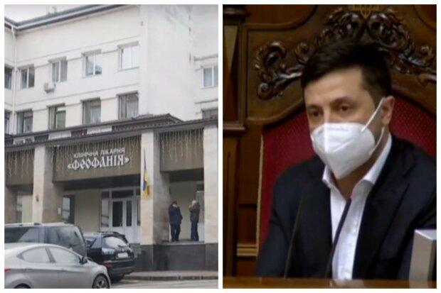 """Зеленського закликали лікуватися, як більшість українців: """"Давай у звичайну лікарню"""""""