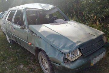 Машину викрав у своєї мами: нещастя сталося з дитиною на Житомирщині, кадри