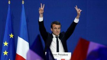 Выборы во Франции: Порошенко перешел на французский