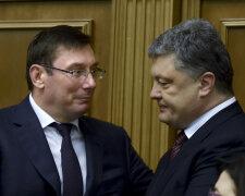 луценко порошенко
