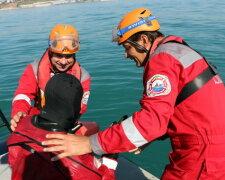 морские спасатели