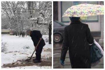 Одесу після рясного снігопаду накриє дощами: синоптики приголомшили прогнозом на вихідні