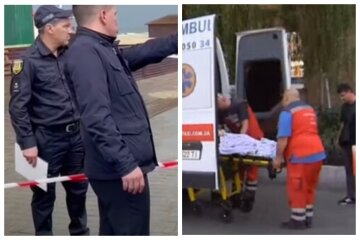 Чоловік відкрив стрілянину на Одещині: з'явилися дані про жертви і кадри з місця НП