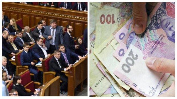 В Раде бунт против «послекризисного» бюджета-2021 с повышением пенсий и долларом 29,1 грн: к чему готовиться