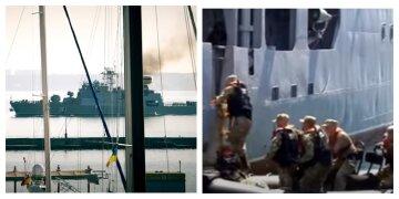 Близько 3 тисяч військових стягнуть у море біля Одещини: заява ВМС України