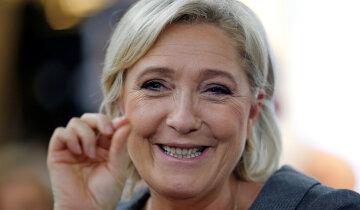 """Марин Ле Пен, лидер """"Национального фронта"""""""
