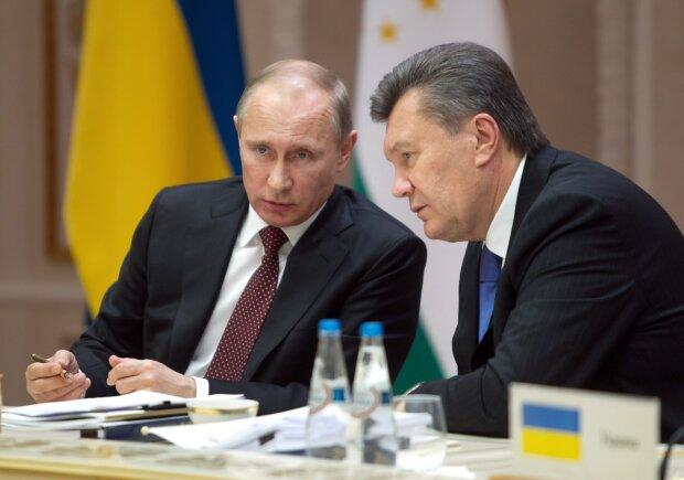 Янукович и Путин передали привет днепрянам из Ростова-на-Дону: выборы близко
