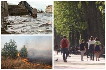 Украинцев срочно предупредили о новом ударе стихии, сообщение спасателей: где ожидаются наводнения и пожары