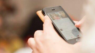 смартфон-соцсети