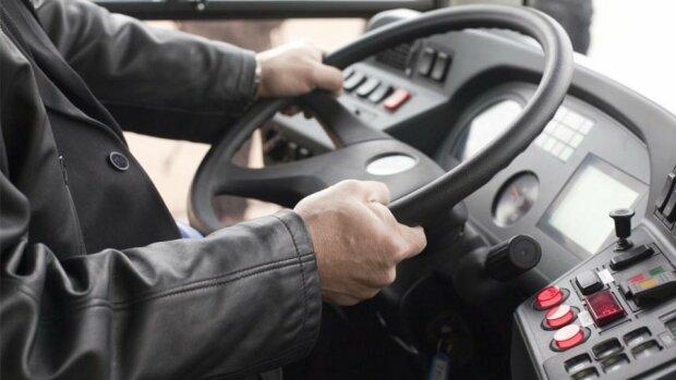 Ограбили водителя маршрутки