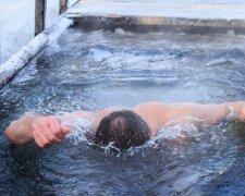 Крещение, купание