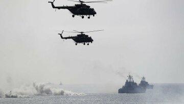 Стрельба с вертолетов РФ по украинским морякам: ЧП в Черном море, появились подробности