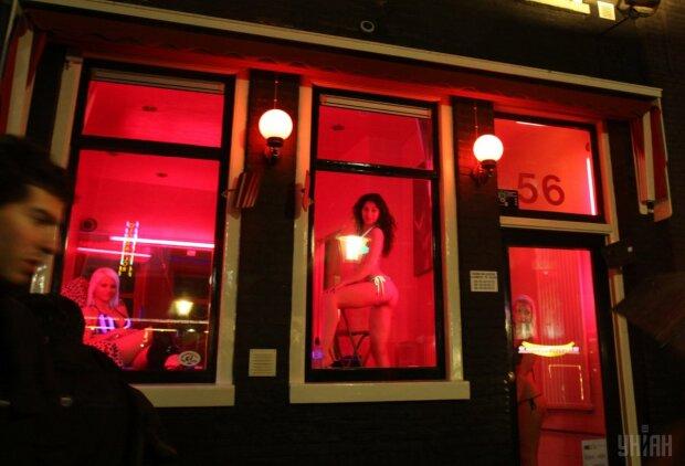 Проституция, бордели