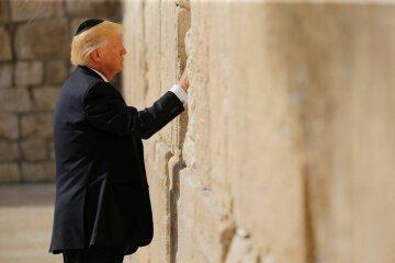 трамп_израиль