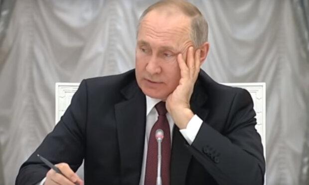 """У Путина опозорились """"небывалым"""" открытием, фото: """"Над унитазом бы еще ленту перерезали"""""""