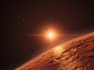 космос метеорит
