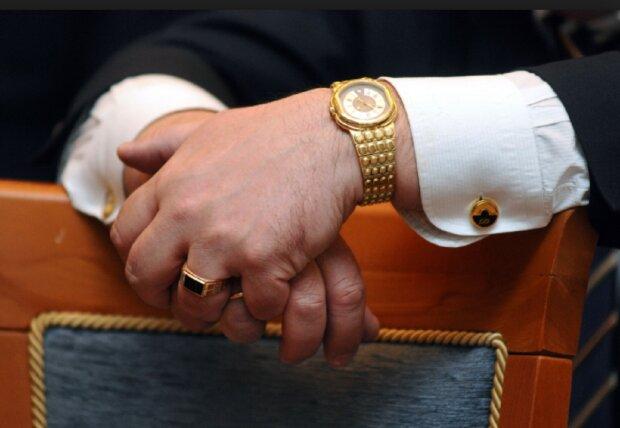 часы, нардеп, депутат, чиновник