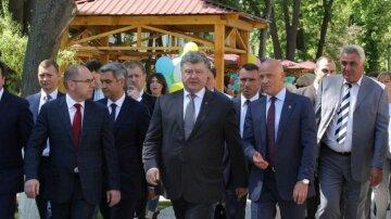 порошенко труханов одесса