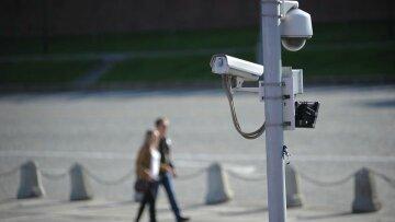 городские камеры