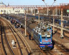 поезд укрзализныця