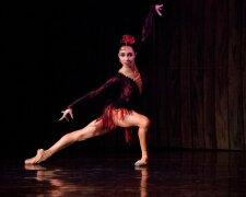 Прима-балерина Катерина Кухар в образе