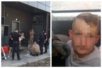 """Мужчина устроил взрыв в почтомате Одессы и поплатился, фото: """"Имел паспорт РФ"""""""