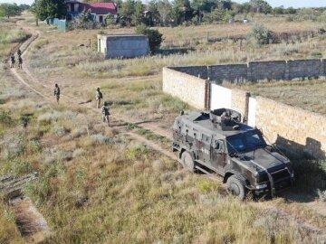 """В Одесской области силовики отбили атаку """"диверсантов"""": обнародованы фото и детали"""