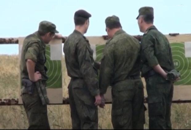 боевики, военные РФ
