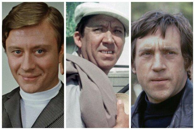 Як сьогодні виглядають нащадки Нікуліна, Висоцького, Миронова та інших зірок радянського кіно: фото спадкоємців
