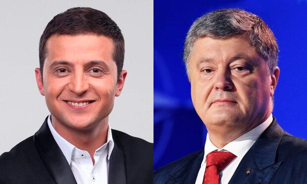 петр порошенко владимир зеленский