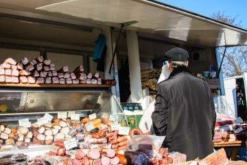 Рынок Полтавы