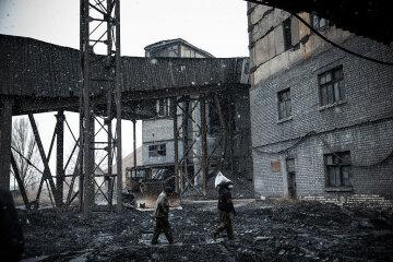 Донбасс шахта шахтеры