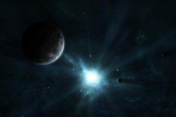 конец света, планета, космос