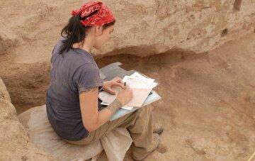 археологи, ученые, раскопки