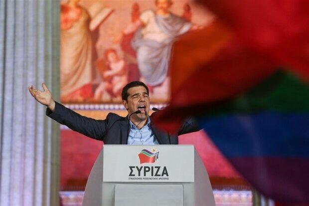 сириза ципрас