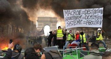 париж, митинг