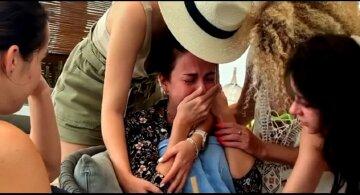 "Каменських дала волю сльозам, залишившись без Потапа, такою Настю ще не бачили: ""Важко, страшно..."""