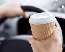 кофе, авто