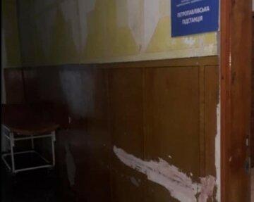 """""""Як після бомбардування"""": українцям показали приймальню """"швидкої"""" під Дніпром, кадри ганьби"""