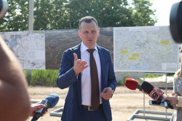 """Координатор """"Большой стройки"""" Голик показал реконструкцию трассы на Львовщине"""