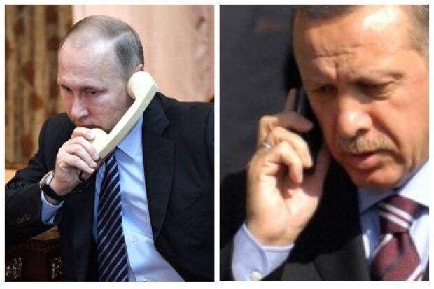 """""""Домінуванню Росії прийшов кінець"""": Ердоган одним дзвінком змусив Путіна відступити"""