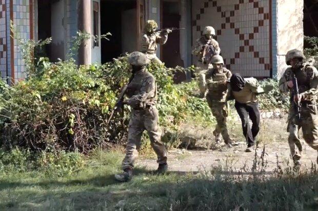 Бойцы ВСУ обезвредили диверсантов, которые пытались прорваться в Украину: обнародованы фото