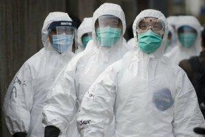 эпидемия, вирус