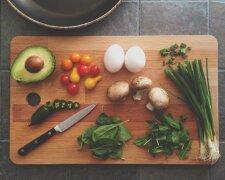 диета, овощи