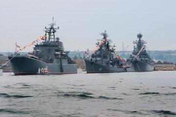 россия флот