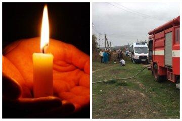 """""""Младшему было всего восемь  месяцев: дети сгорели на пожаре в Одесской области, кадры трагедии"""