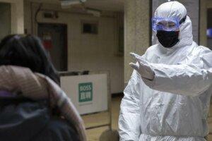 коронавірус, Китай, вірус