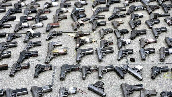 Киевские депутаты призвали разрешить свободное ношение оружия